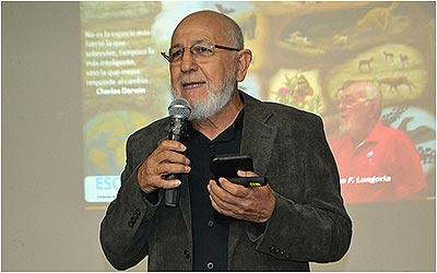 Dr Jose Francisco Longoria