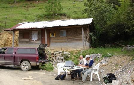 Dispensario Medico Poblado Laguna de Sánchez Nuevo Leon