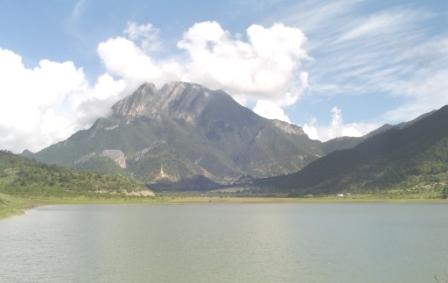 Pico Longoria Laguna de Sanchez Nuevo Leon